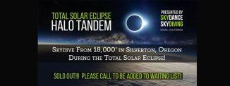 Halo eclipse
