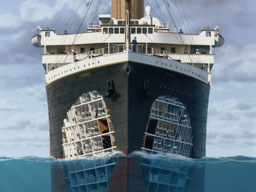 Titanic features