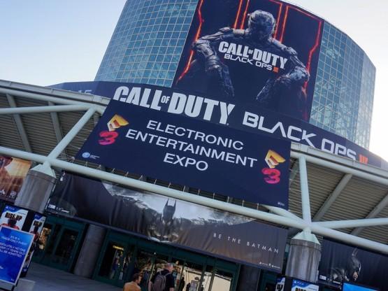 E3 2018 Convention Center